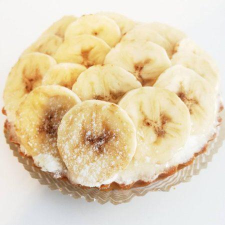Bananenvlaaike